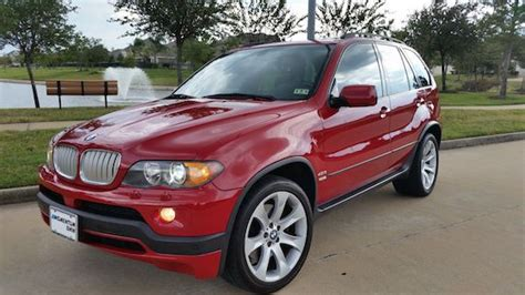 2004 Bmw X5 48is  German Cars For Sale Blog