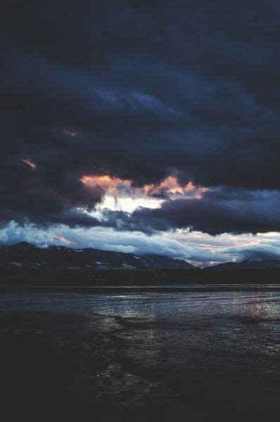 dark blue tumblr landscape photography nature nature
