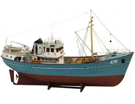 Wooden Model Fishing Boat Kits by Billings Models Nordkap Fishing Trawler Wooden Boat Kit