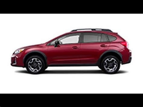 2017 Subaru Crosstrek 2.0i Premium   YouTube