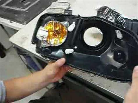 build hid projector headlights youtube