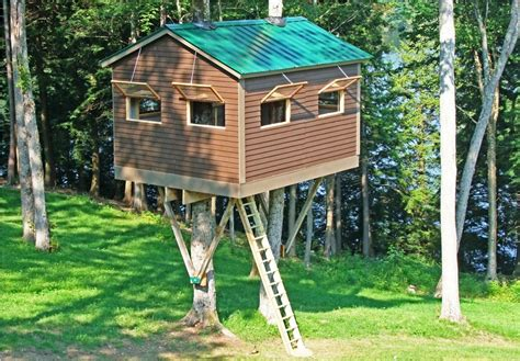Unique Tree House Plans And Designs Free-new Home Plans