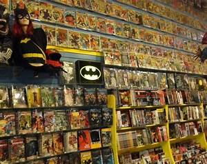 San Francisco's Top 8 Comic Book Stores | The Exhibitionist