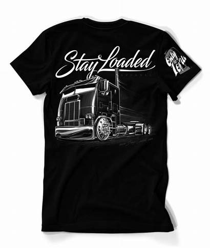 Loaded Stay Freightliner Freight Cab Coe Movin