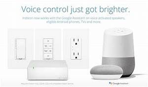 Insteon and Google Assistant release new voice-activated ...