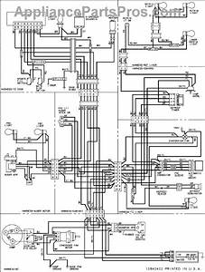 Parts For Amana Asd2622hrw  Wiring Information Parts