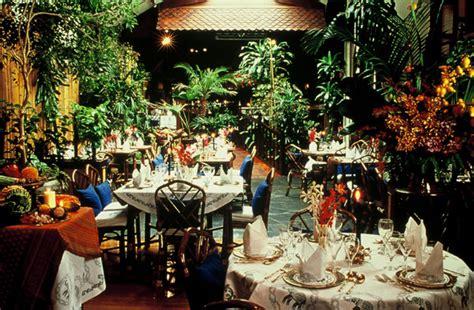 blue elephant cuisine city guide le blue elephant une jungle en plein