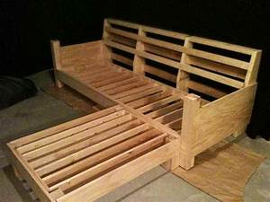 Diy sofa plans build your own couch build your own for How to build a sectional sofa out of pallets
