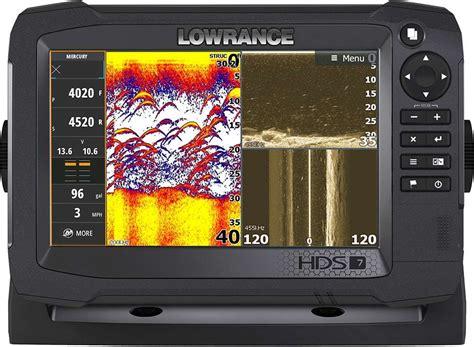 Lowrance 000-13674-001 Hds-7 Carbon Mfd