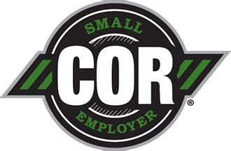 small employer certificate  recognition secor scsa