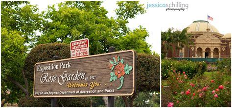 exposition park garden los angeles ca california