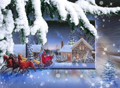 free animated christmas cards quotes wallboard