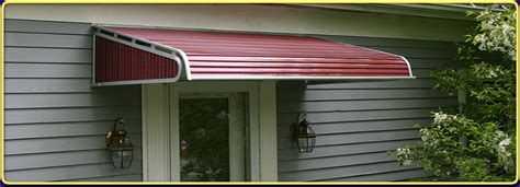 bel aire fixed aluminum awnings