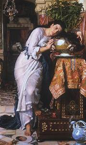 Decameron Iv 5  Isabella And The Pot Of Basil  By William