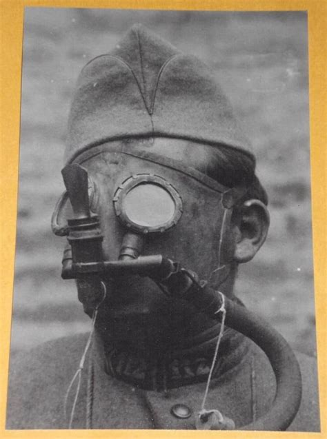 ww french soldier gas mask gas mask gas mask