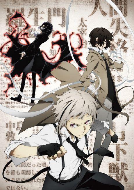 bungou stray dogs cz im  curious bout  anime