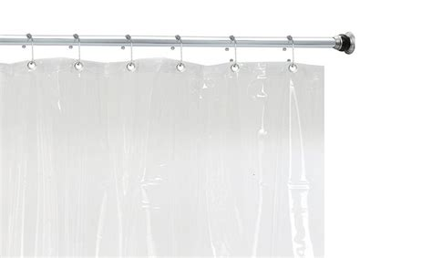 Save % Off On A Mildew Resistant Shower Curtain!