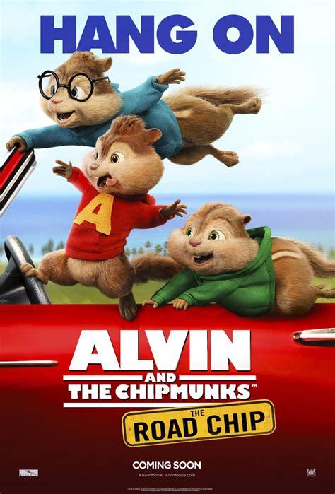alvin   chipmunks  road chip dvd release date