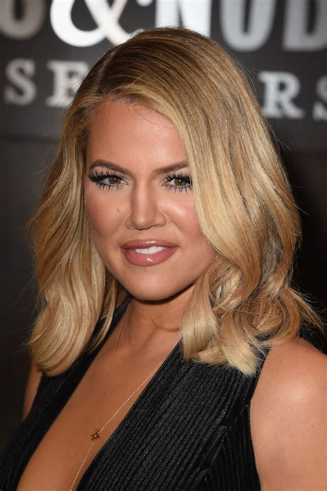 19 khloe kardashian hair styles that you can copy at home