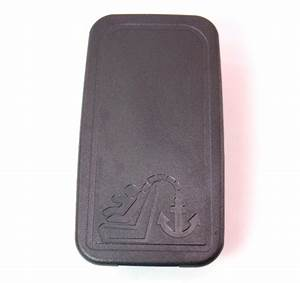 Rear Child Seat Safety Hook Cover Trim 05