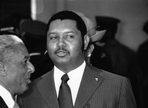 Ousted Haitian Dictator Baby Doc Duvalier Dies At 63
