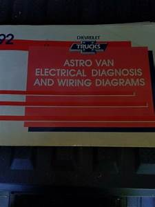 1992 Chevrolet G Series Van Truck Electrical Diagnosis