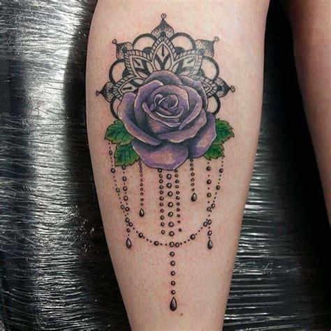 rose mandala tattoo tattoos tattoos victorian