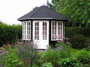 Gartenpavillon Holz Geschlossen : ein palmako pavillon als highlight im garten ~ Whattoseeinmadrid.com Haus und Dekorationen