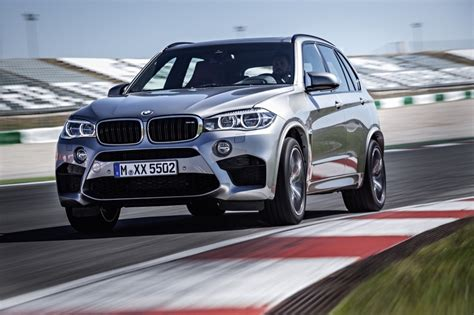 2015 Bmw X5 M And X6 M Revealed