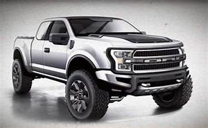 2020 Ford F-150 Raptor Hybrid Concept - 2019 and 2020