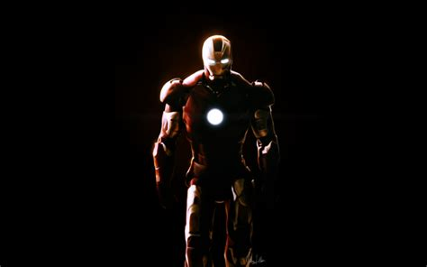 Ironman Artwork by Iron Man Painting By Lasse17 On Deviantart