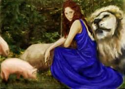 Circe And Odysseus Mov...Circe The Odyssey