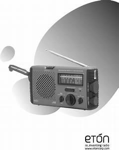 Eton Weather Radio Fr400 User Guide