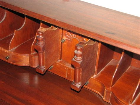 desk with hidden compartments secret compartments in antique desk stashvault