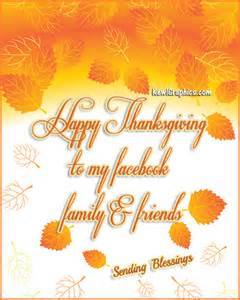 happy thanksgiving to my friends family graphic forum social media graphic