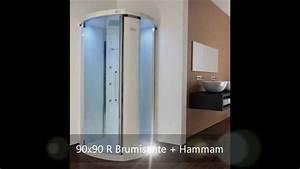 Cabine De Douche 170x80 : cabine de douche kinedo infinity youtube ~ Edinachiropracticcenter.com Idées de Décoration