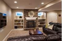 basement remodeling pictures Basements - FoxBuilt