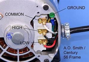 Pool Motor Wiring