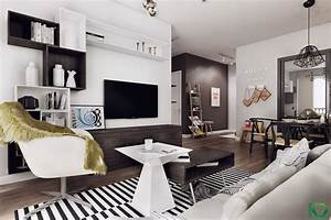 Scandinavian, Home, Design, Looks, So, Charming, With, Eclectic