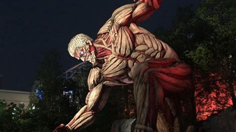 attack  titan theme park