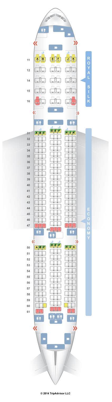 Seatguru Thai 777