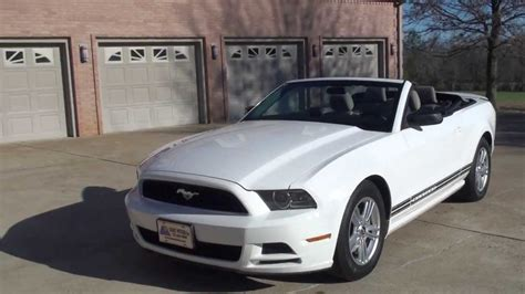 white ford mustang convertible hd ford mustang v6 convertible white see www