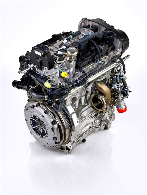 volvo putting   cylinder turbo petrol engine