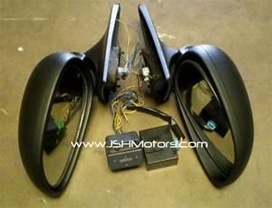 Jdm Civic Eg Power Folding Mirrors Kit