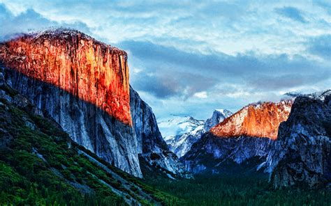 Os X El Capitan 5k Wallpaper (mod) By Vndesign On Deviantart