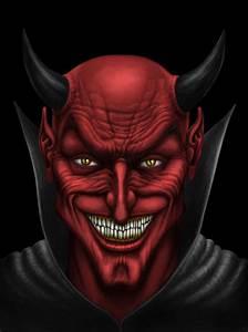 Face of the Devil by AndrewDobell on DeviantArt