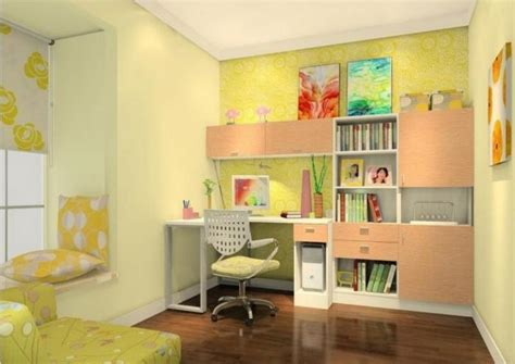Wonderful Study Areas To Make Your Kids Love Studying