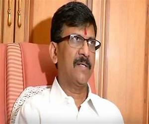 where is 56 inch chest says Sanjay Raut