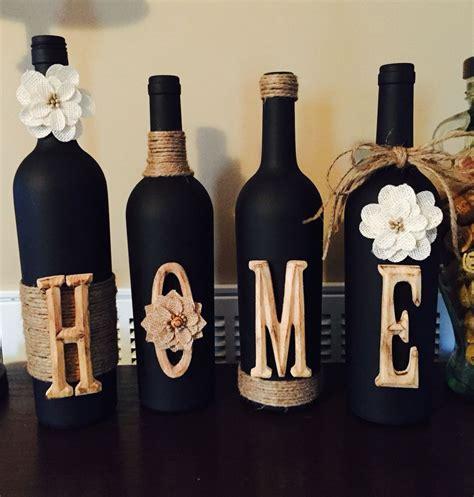 wine bottle curtains chalkboard wine bottles my projects