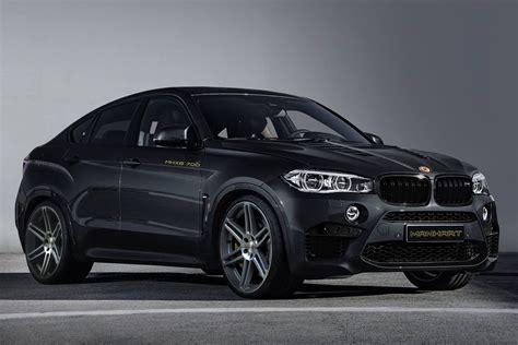 "Manhart BMW X6M ""MHX6 700"" with 700 horsepower"